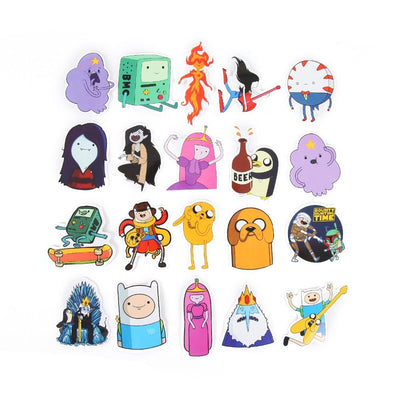 funny adventure time stickers