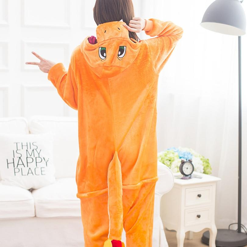 Pokemon Onesie | Pokemon Pajamas | Charmander Onesie