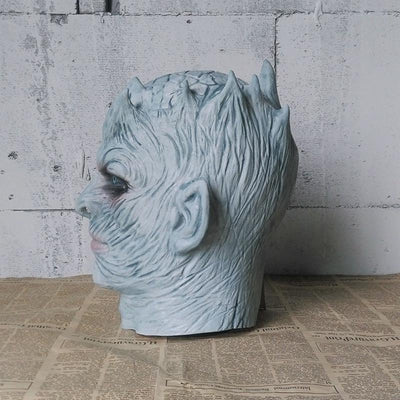 Night King Mask Side