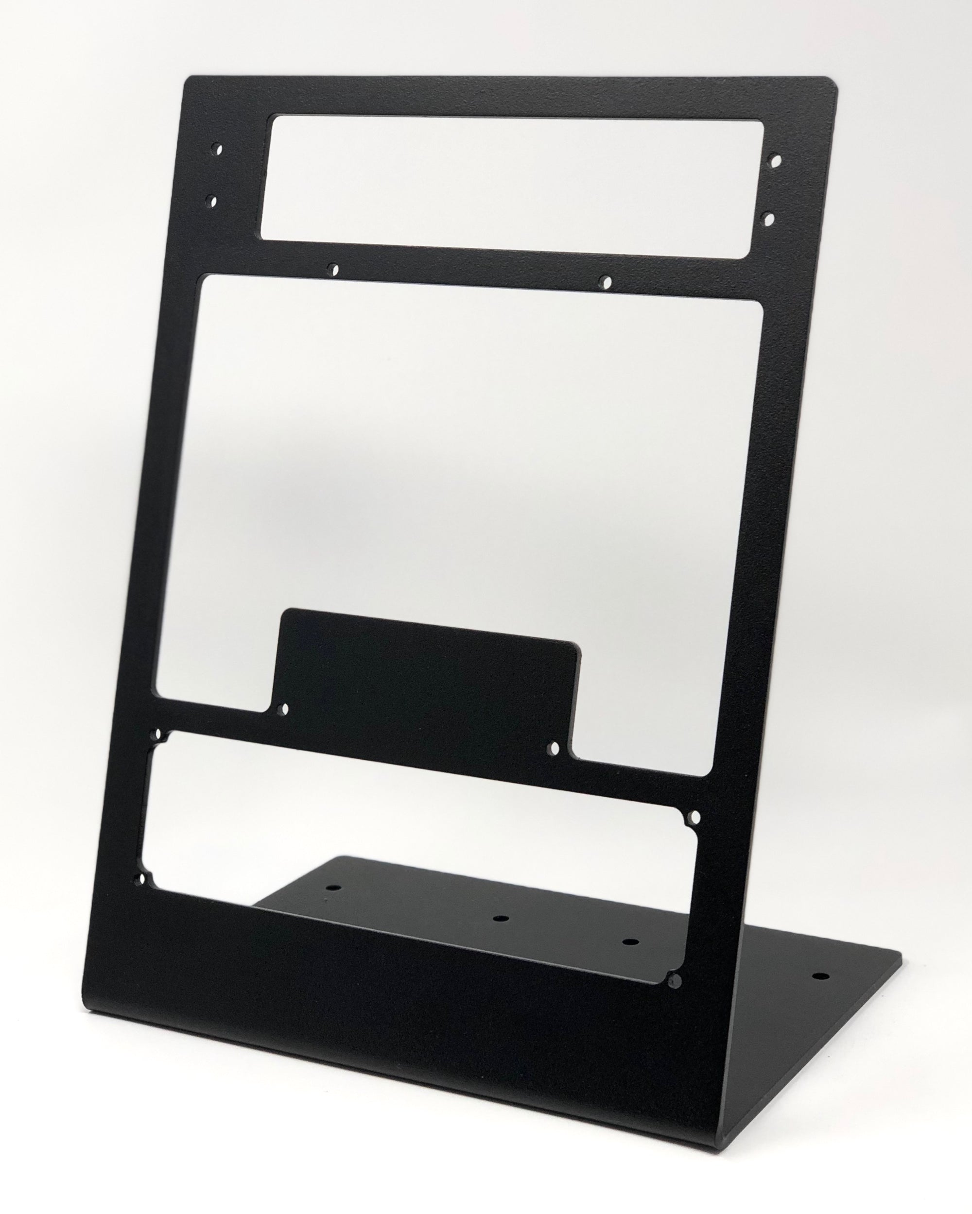 Desktop stand for RealSimGear GNS530 GMA350 GFC700
