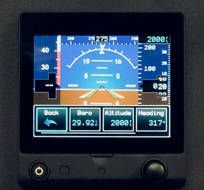 RealSimGear Single G5 PFD/HSI for X-Plane