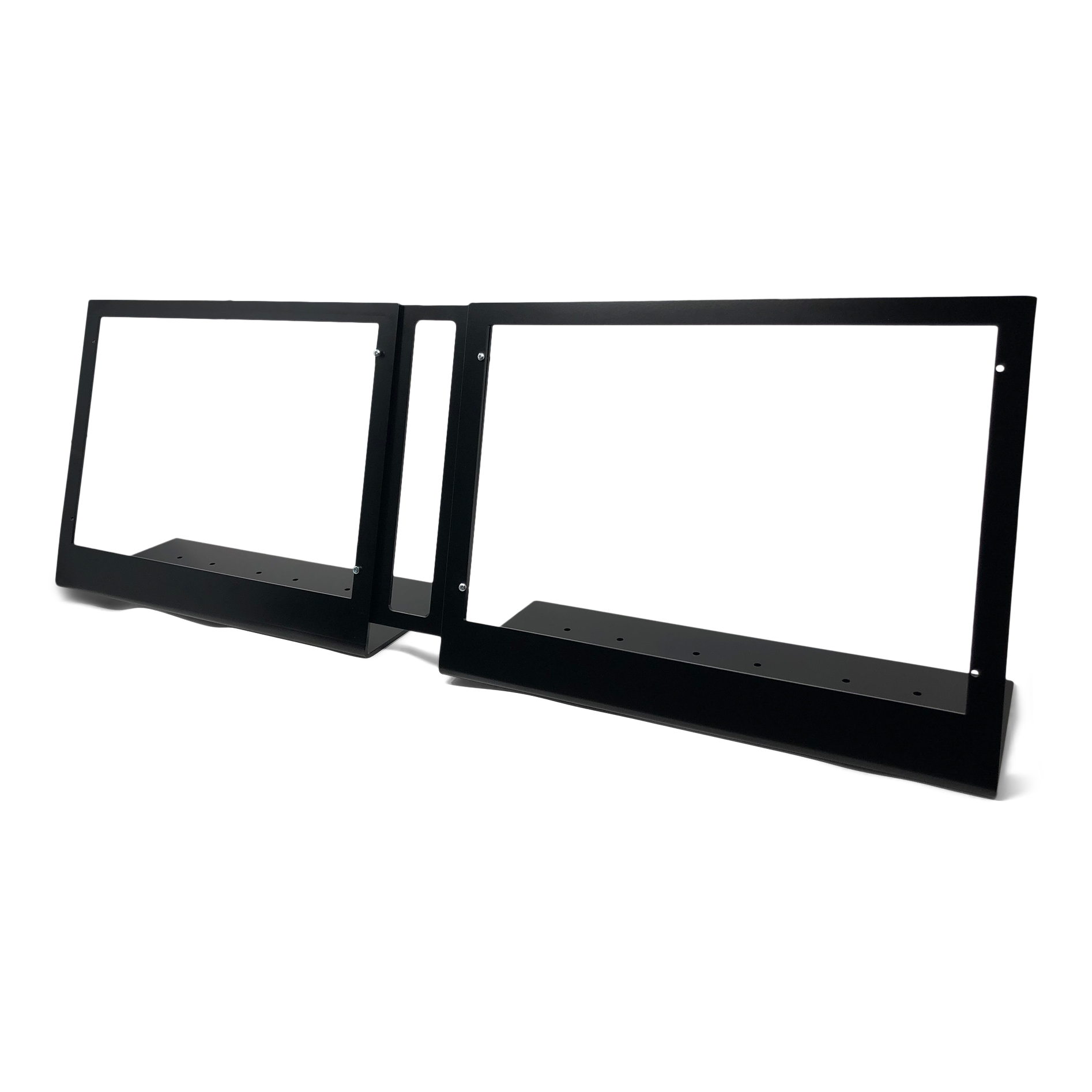 Desktop stand for RealSimGear G1000 Suite