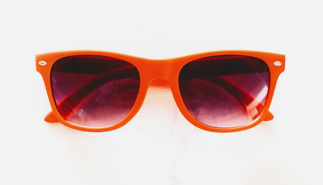 Waikiki Wayfarer in Orange