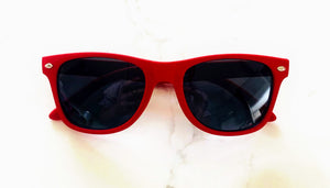 Waikiki Wayfarer in Red