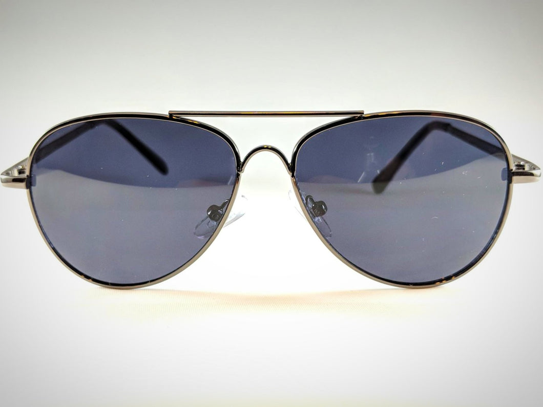 Arches Aviators in Gunmetal
