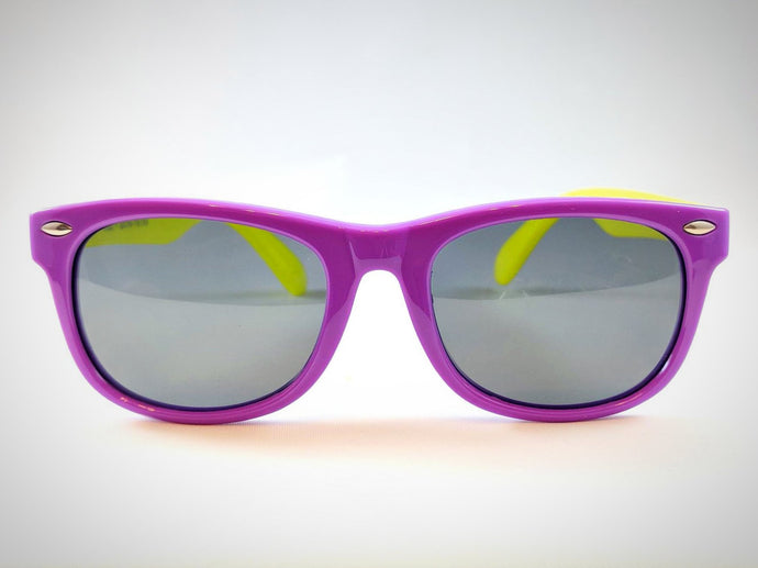 Central Park Wayfarers in Purple