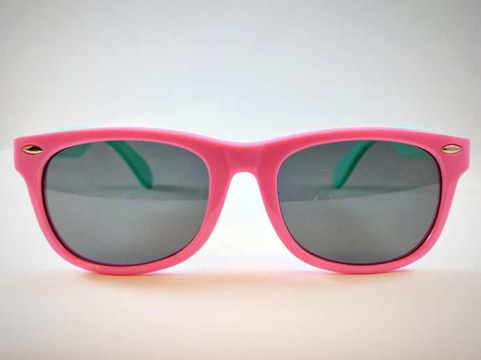 Central Park Wayfarers in Pink