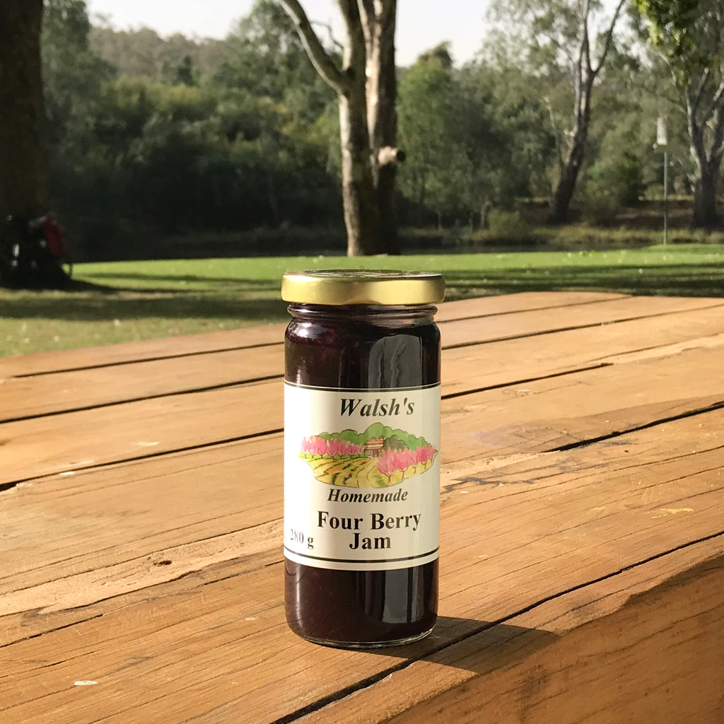 Walsh's Four Berry Jam