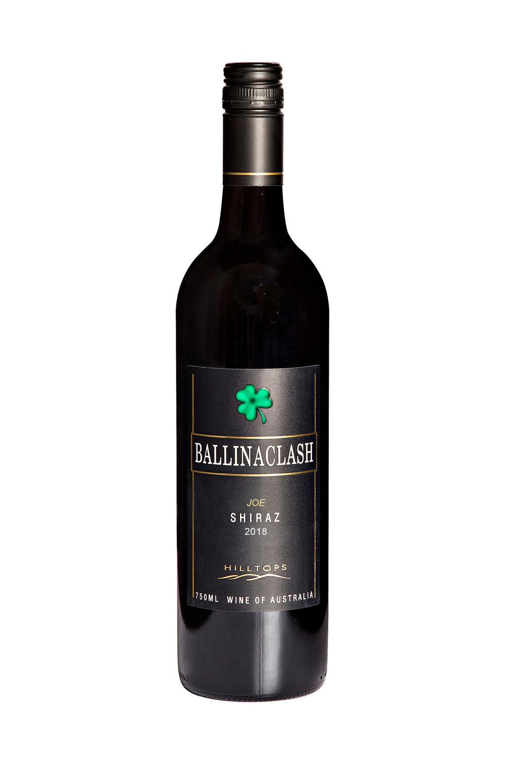Ballinaclash Hilltops Joe Shiraz 2018