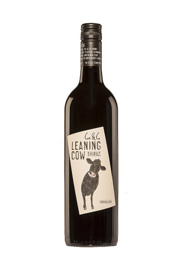Coe and Co Leaning Cow Gundagai Shiraz 2014