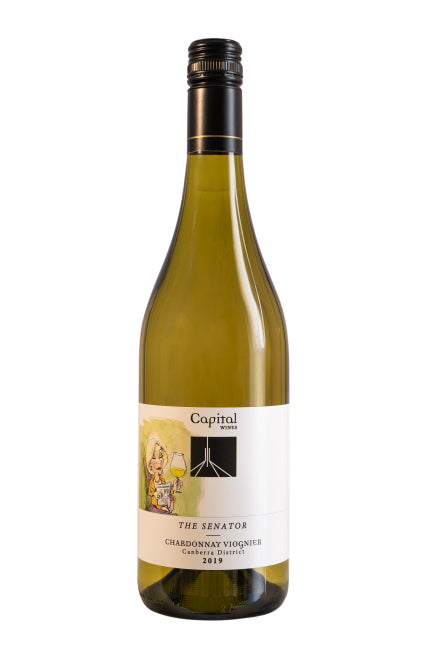 Capital Wines Canberra District The Senator Chardonnay Viognier 2019