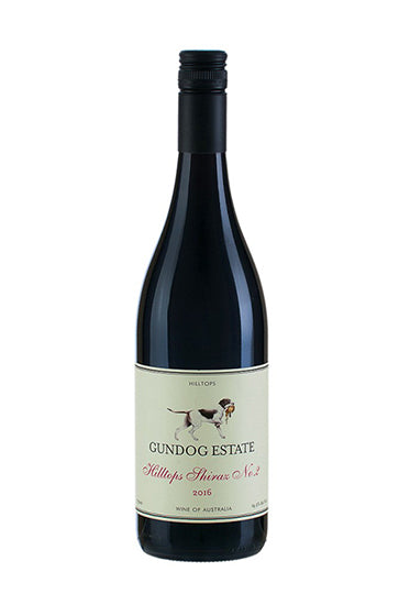 Gundog Estate Hilltops Shiraz No.2 2016