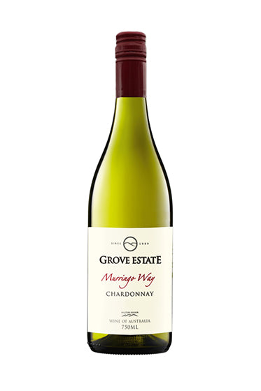 Grove Estate Hilltops Murringo Way Chardonnay 2015
