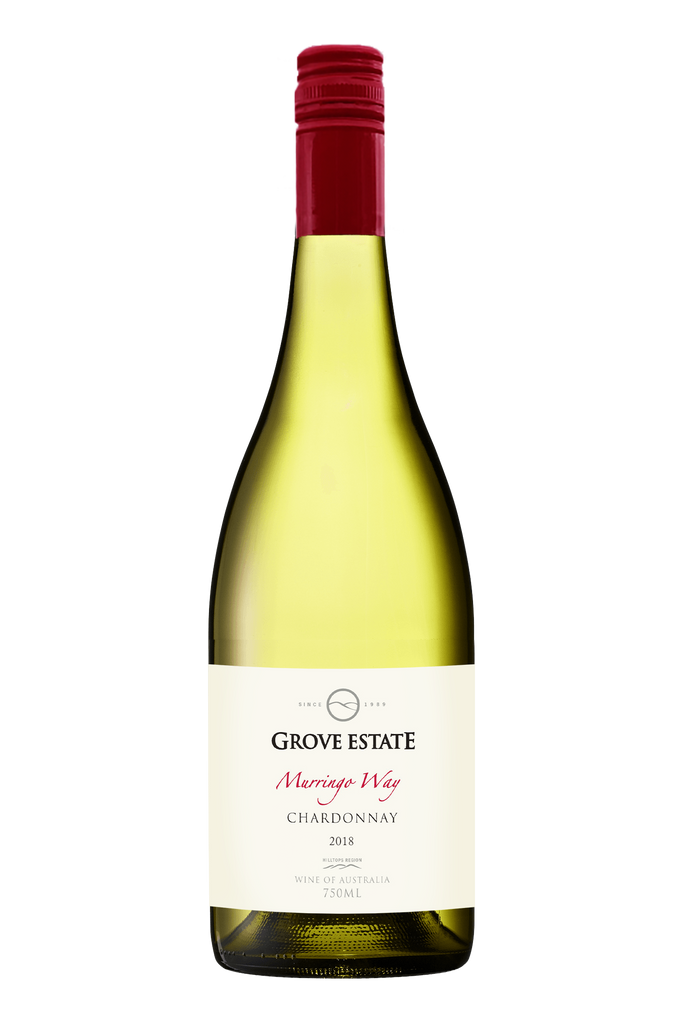 Grove Estate Hilltops Murringo Way Chardonnay 2018