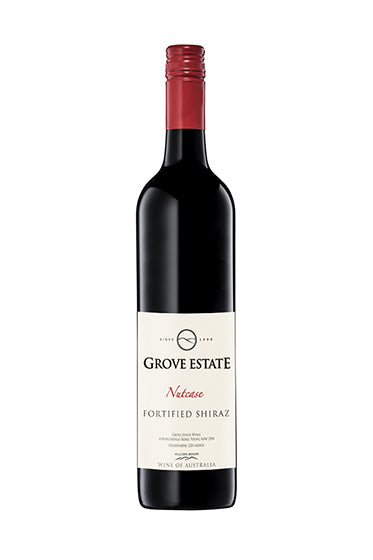Grove Estate Hilltops Nutcase Fortified Shiraz (500ml)
