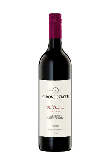 Grove Estate Hilltops The Partners Reserve Cabernet Sauvignon 2012