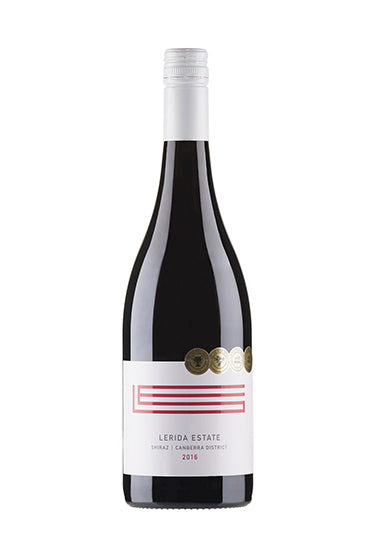 Lerida Estate Canberra District Shiraz 2018