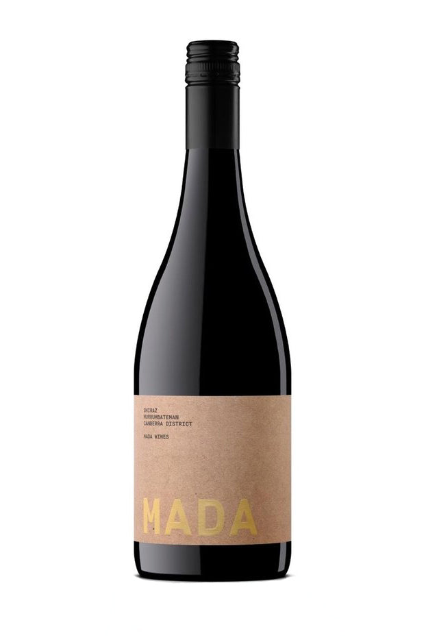 Mada Wines Canberra District Shiraz 2017