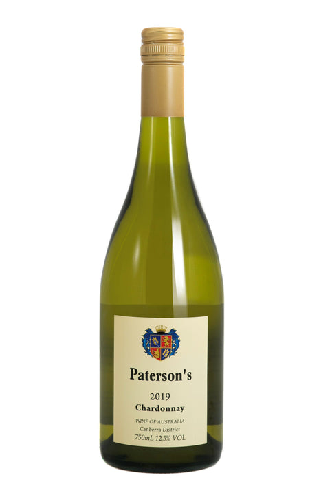 Paterson's Canberra District Chardonnay 2019