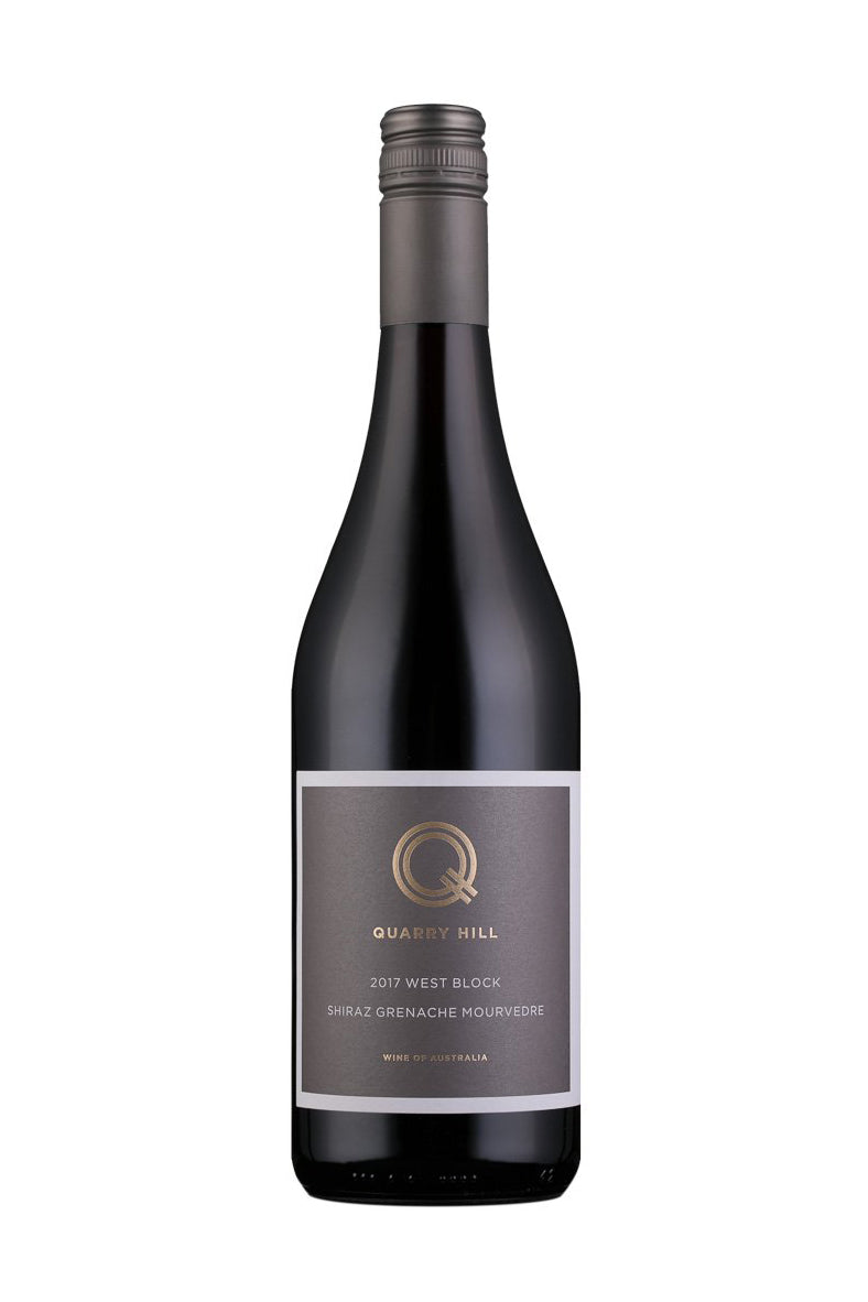 Quarry Hill Canberra District West Block Shiraz Grenache Mourvedre 2017