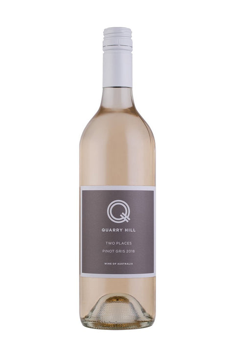 Quarry Hill Two Places Tumbarumba-Canberra Pinot Gris 2018