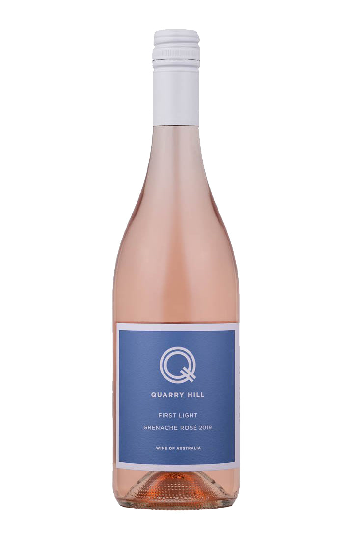 Quarry Hill Canberra District First Light Grenache Rosé 2019
