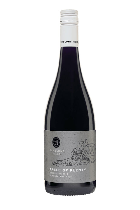 Tumblong Hills Gundagai Table of Plenty Sangiovese 2018