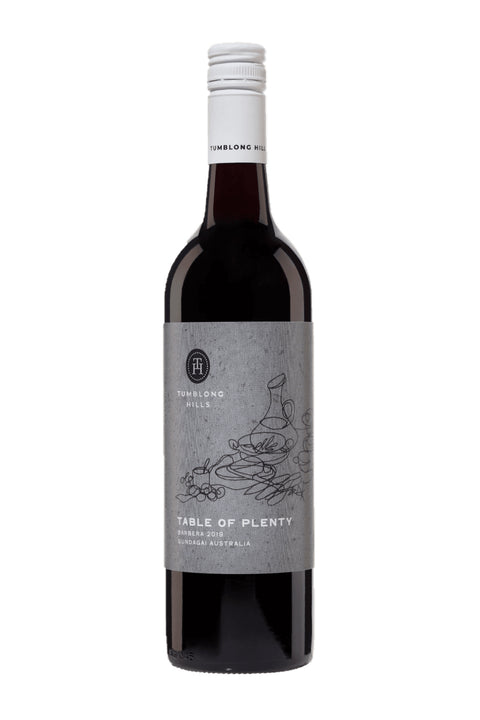 Tumblong Hills Gundagai Table of Plenty Barbera 2019