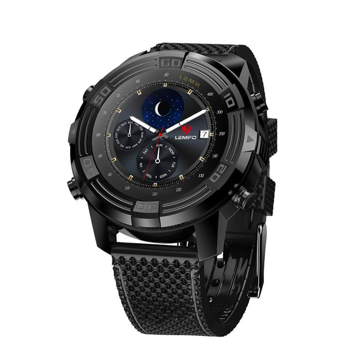 Dry Tundra™ - LEMFO Tactical Standalone Android 5 1 Smartwatch
