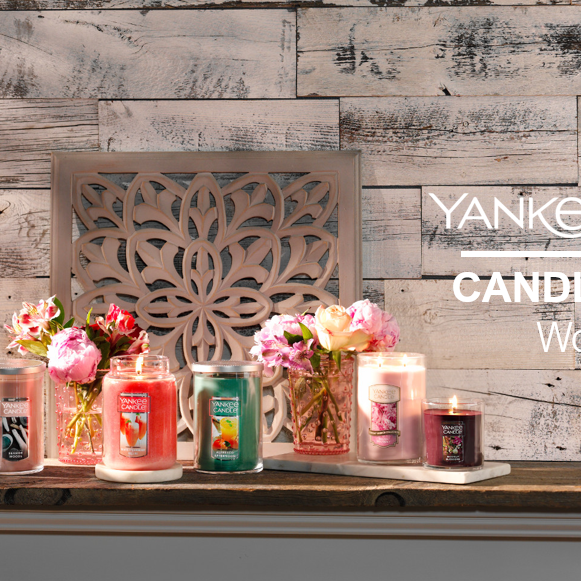 Yankee Candle  - Candle Making Workshop