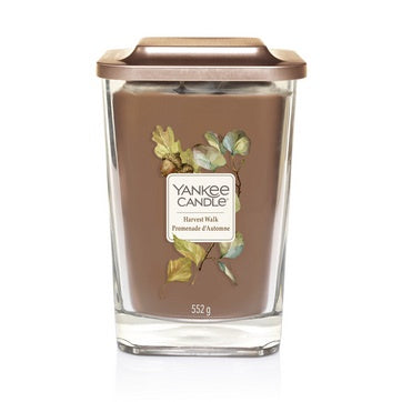 Harvest Walk Large 2-Wick Square Candle