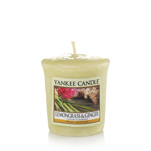 Lemongrass & Ginger Samplers Votive Candle