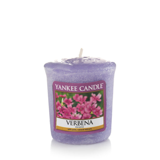 Verbena Samplers Votive Candle