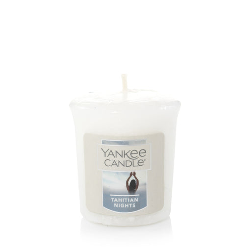 Tahitian Nights Samplers Votive Candle