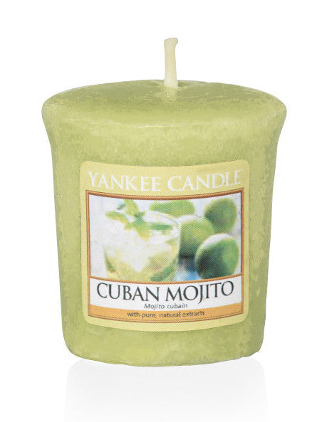Cuban Mojito Samplers Votive Candle