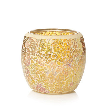 Glam Mosaic Votive Holder