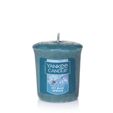 Icy Blue Spruce Samplers® Votive Candle