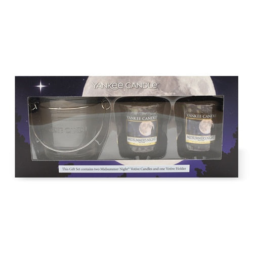MidSummer's Night Samplers Votive Gift Set