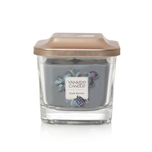 Dark Berries Small 1-Wick Square Candle