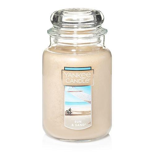 Sun & Sand® Large Jar Candle