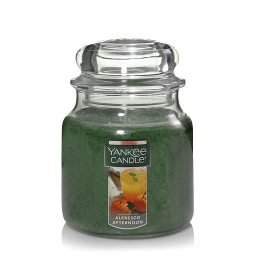 Alfresco Afternoon Small Jar Candle