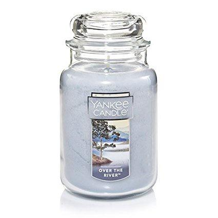 "Over The Riverâ""¢ Large Jar Candle"