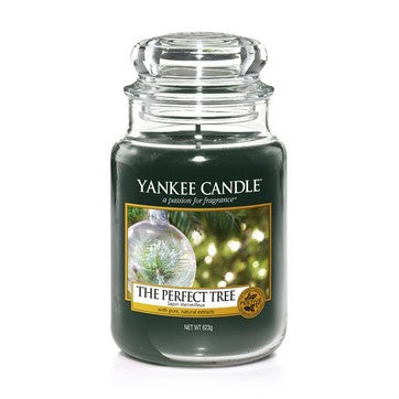 The Perfect Tree Large Jar Candle