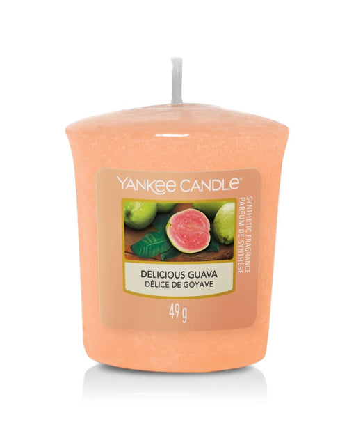 Delicious Guava Samplers Votive Candle