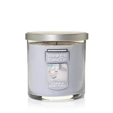 A Calm & Quiet Place Small Tumbler Candle