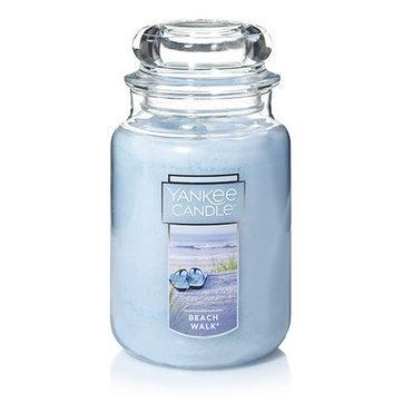 Beach Walk Large Jar Candle