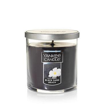 Black Sand Beach Small Tumbler Candle