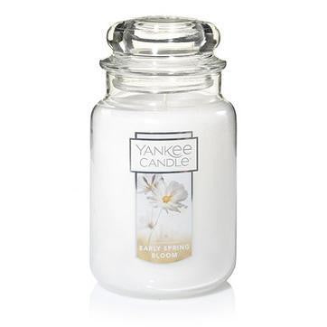 Early Spring Bloom Large Jar Candle