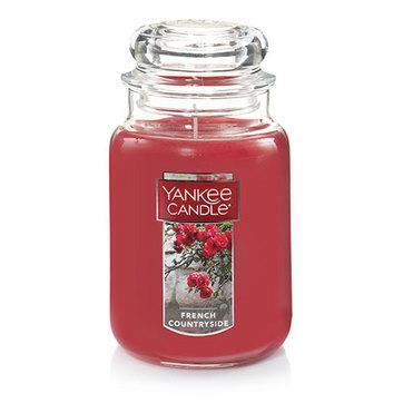 French Countryside Large Jar Candle