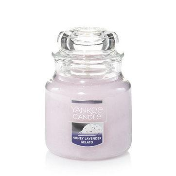 Honey Lavender Gelato Small Jar Candle